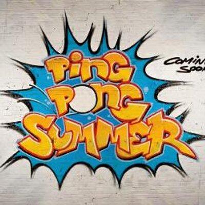 Ping Pong Summer | Social Profile