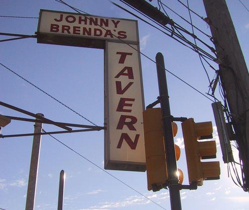Johnny Brenda's Social Profile