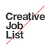 Creative Jobs (@CreativeJobList) Twitter