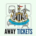 NUFC Away Tickets