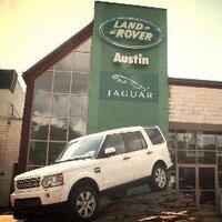 Jaguar LR Austin | Social Profile