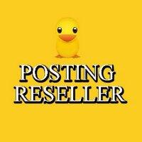 @postingreseller - 1 tweets