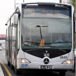 Metrobüs  Twitter Hesabı Profil Fotoğrafı