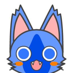青猫 Social Profile