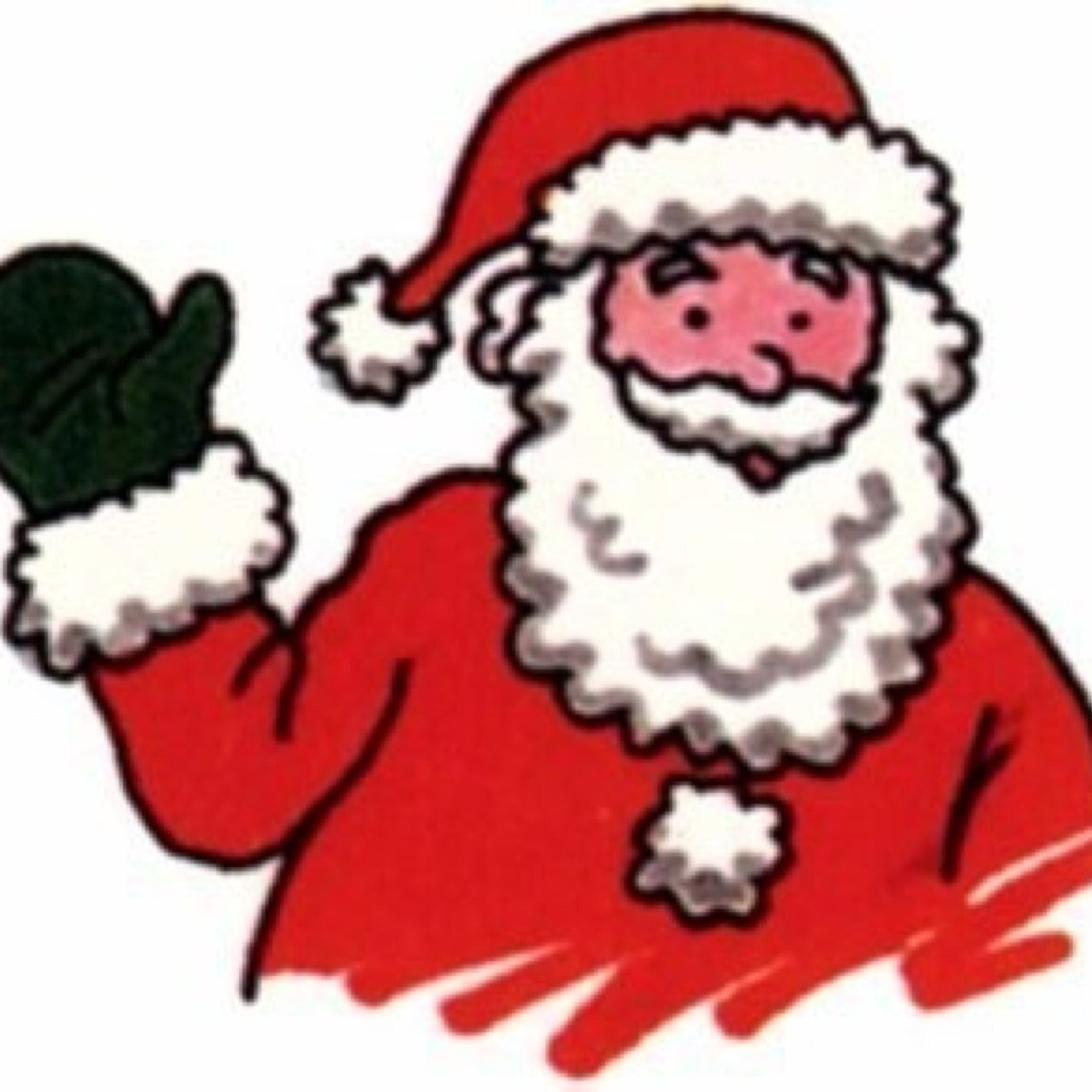 Santa Claus Social Profile