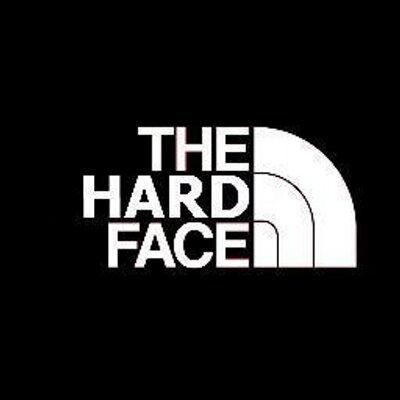 THE HARD FACE