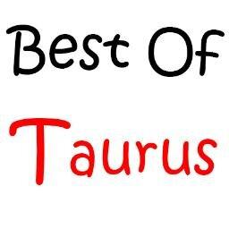 Best of Taurus Social Profile