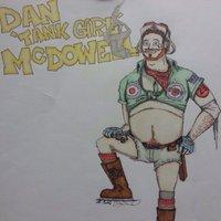 Dan McDowell | Social Profile