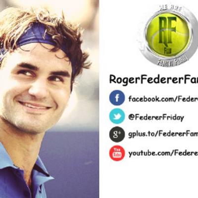 Roger Federer Fans | Social Profile