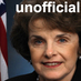 Not Dianne Feinstein's Twitter Profile Picture