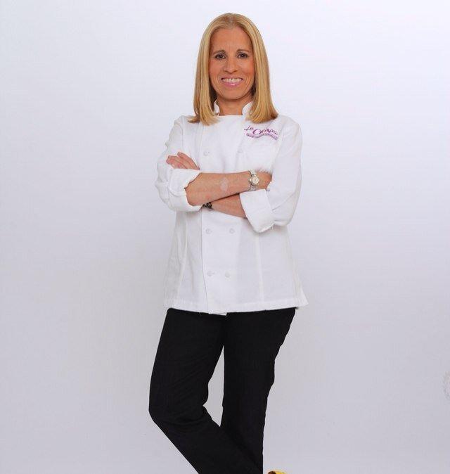 Chef Carmen Gonzalez Social Profile