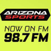 AZSports - Arizona Sports 98.7 - Arizona Sports 98.7 is the flagship radio station of the Suns, Cardinals, Diamondbacks, Coyotes and Sun Devils. Arizona Sports 98.7 is an ESPN affiliate.