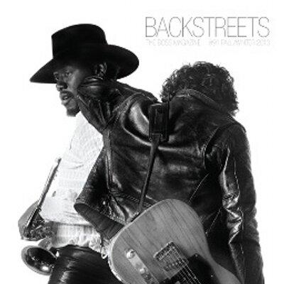 Backstreets Magazine | Social Profile