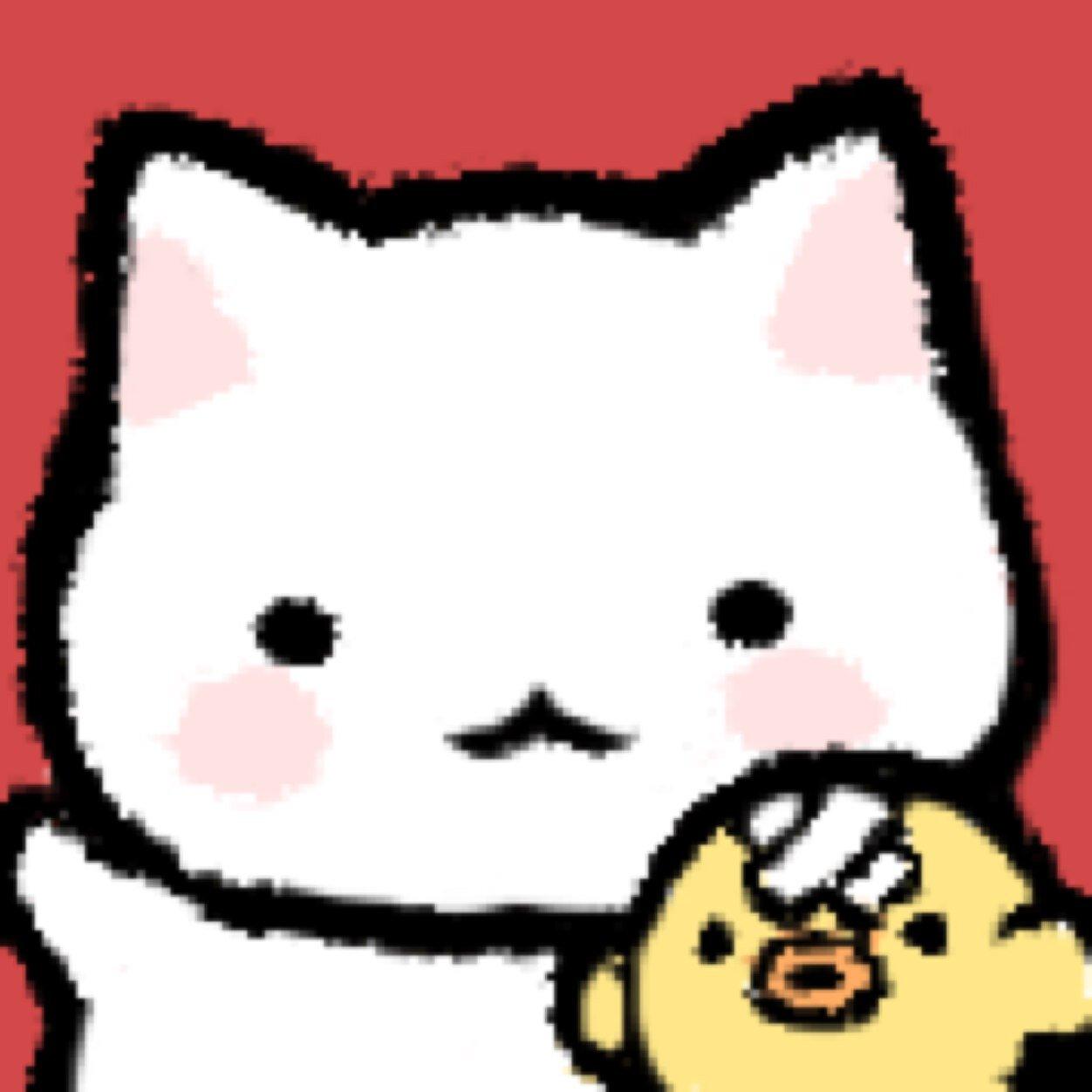しょぼにゃん@LINEスタンプ発売中 Social Profile