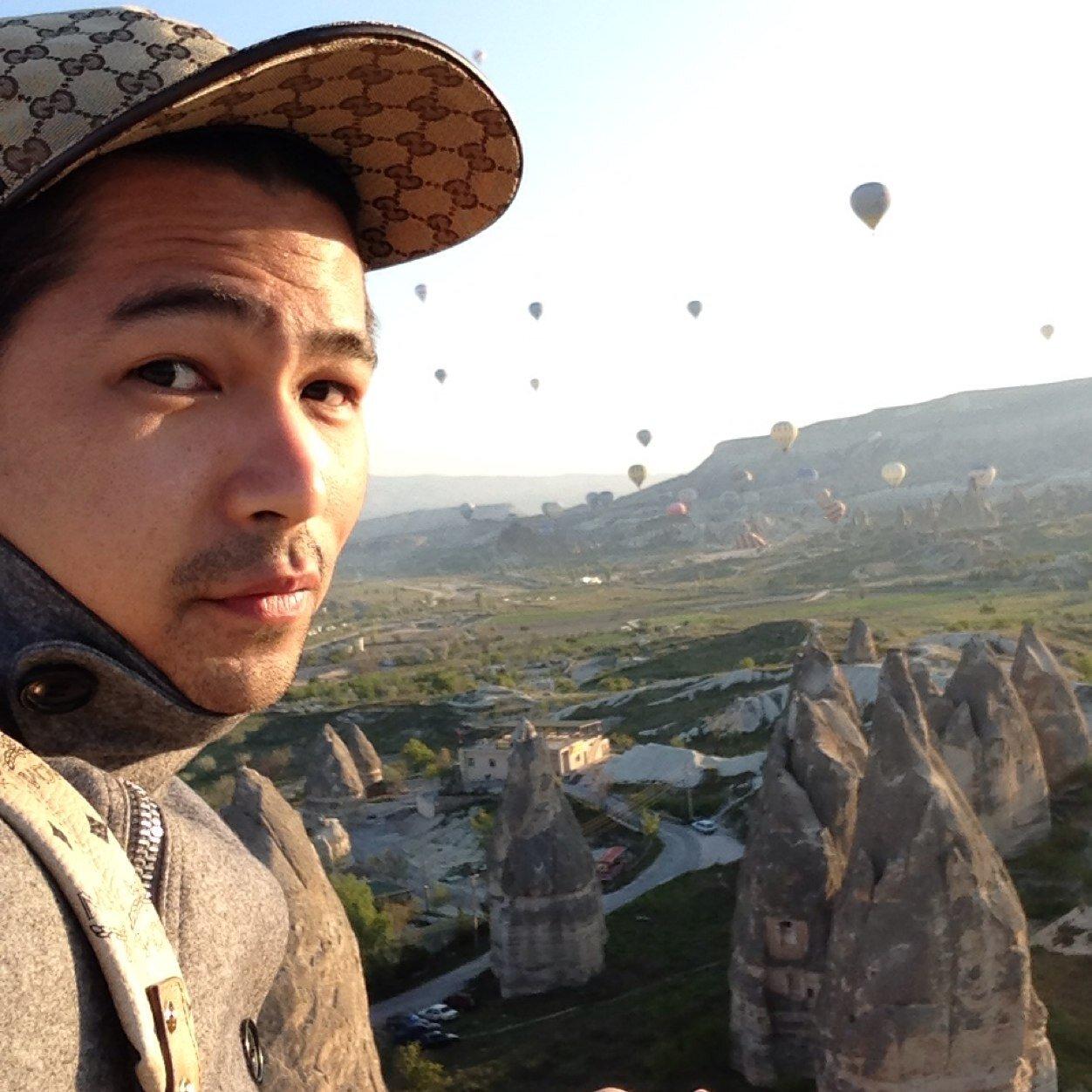 Erick Bana Iskandar Social Profile
