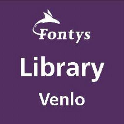 Fontys Library Venlo