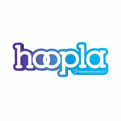 hoopla skateboards   Social Profile