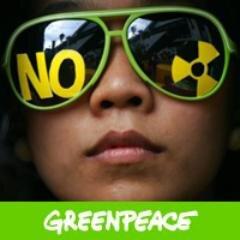 Greenpeace Nuclear Social Profile