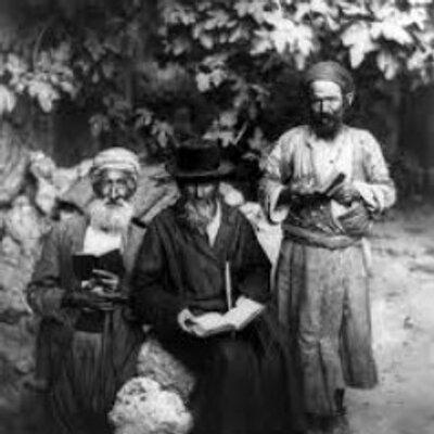 Jews and Palestine | Social Profile