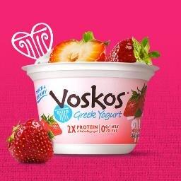 Voskos Greek Yogurt Social Profile