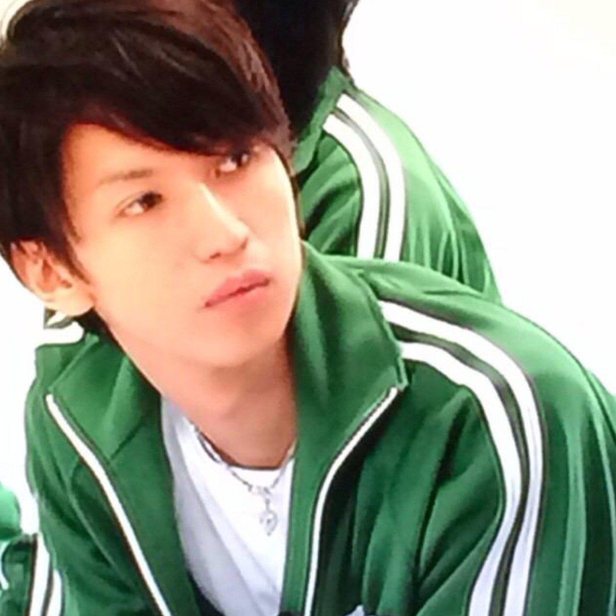 緑のジャージ