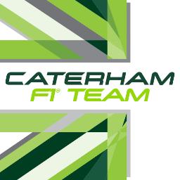 Caterham F1 Team Social Profile