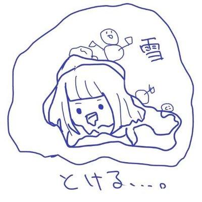 (ま´艸`ゆ)❄︎氷水 | Social Profile