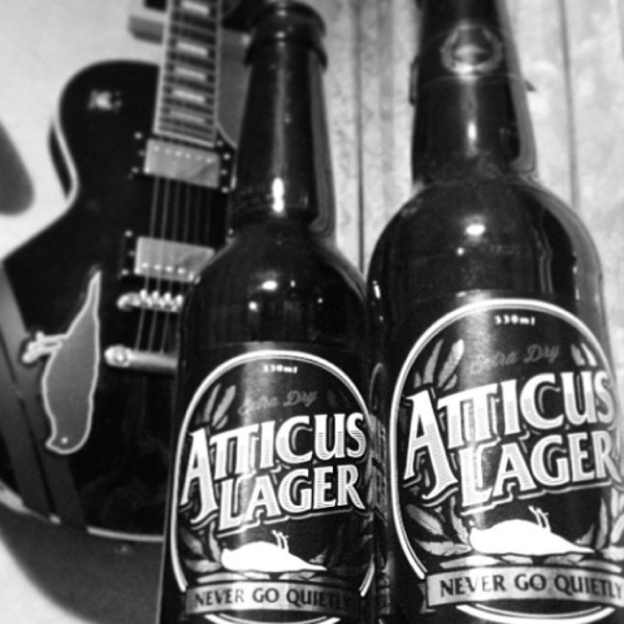 Atticus Beer AUS Social Profile