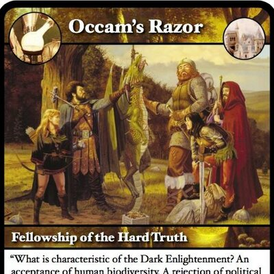 Occam's Razor | Social Profile