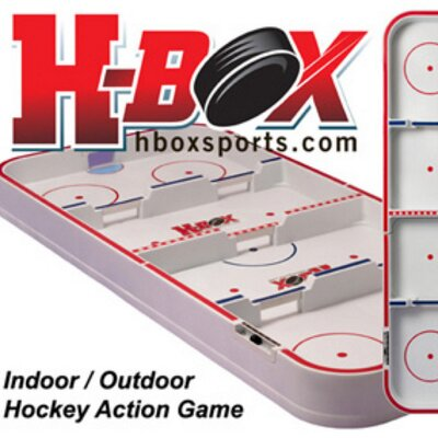 HBOX HOCKEY | Social Profile
