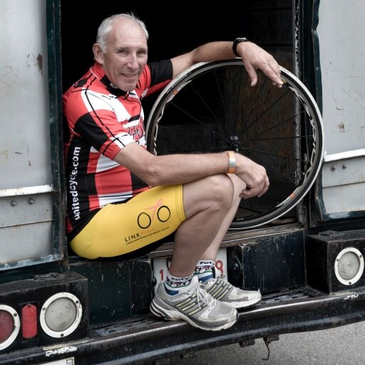 Phil Liggett Social Profile