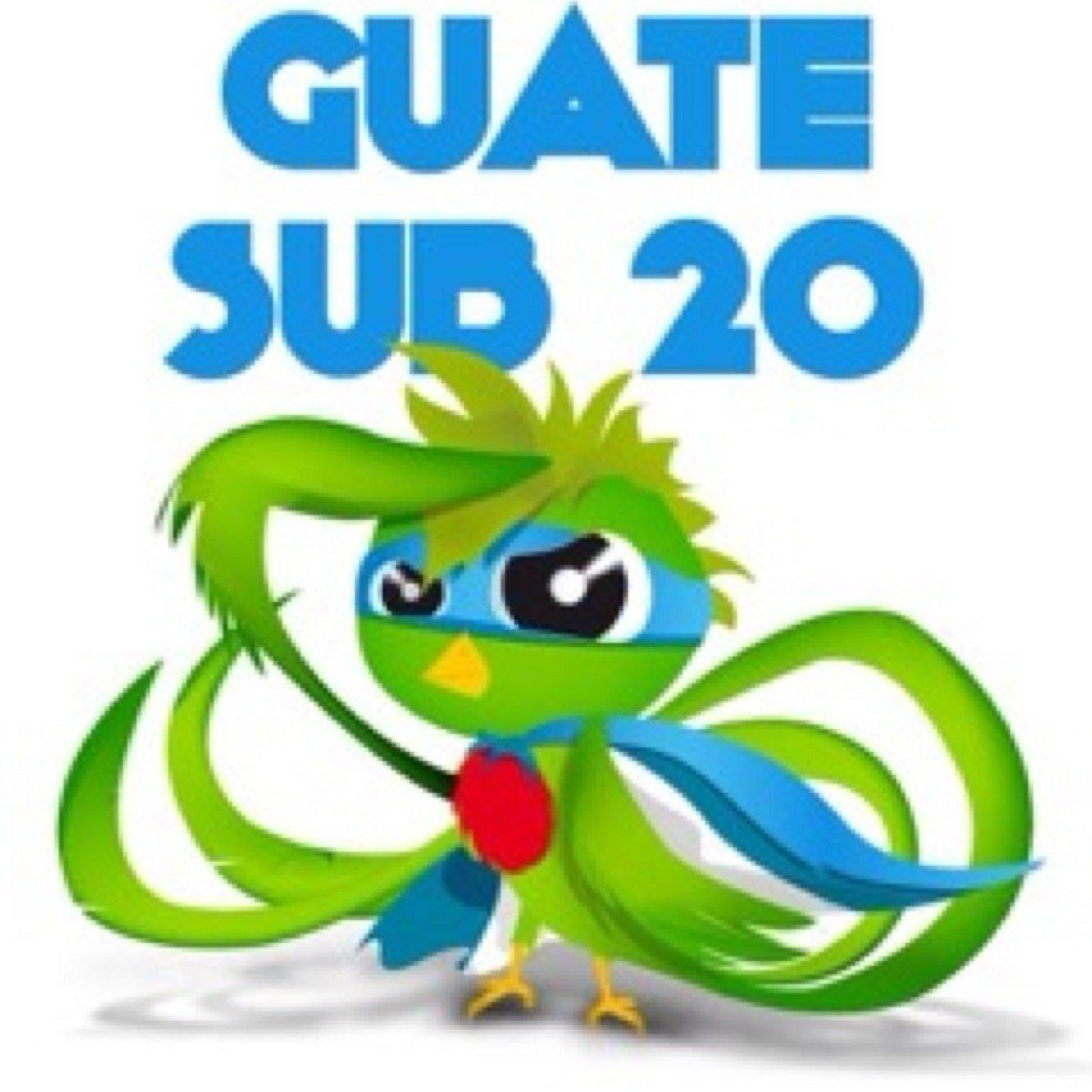 Guatemala Sub-20 Social Profile