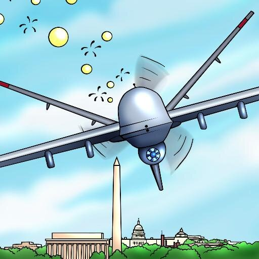 Drunk Predator Drone Social Profile