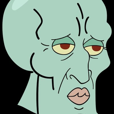 SquidwardTennisballs | Social Profile