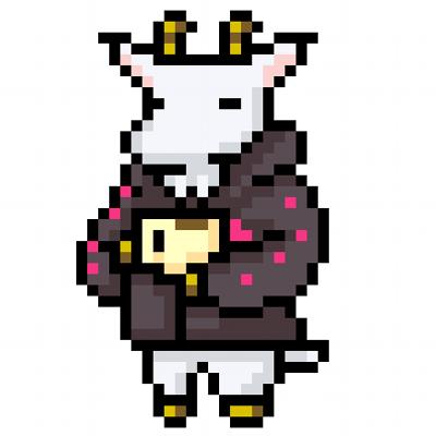 腹黒い白ヤギ   Social Profile