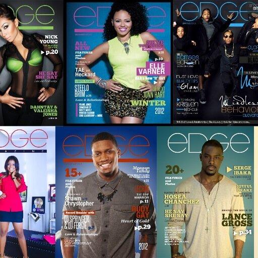 Edge Magazine, LLC Social Profile