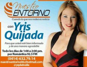 Yris Quijada Social Profile
