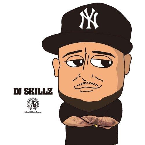 Dj Skillz Social Profile