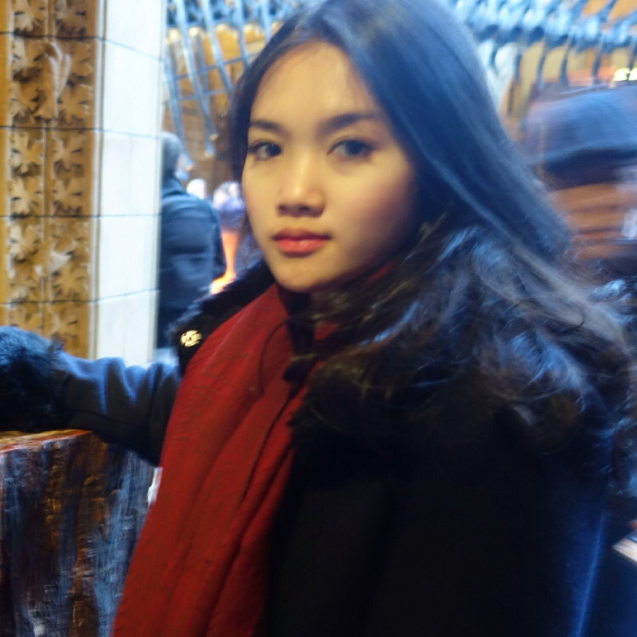 Lidya Kharisma Social Profile