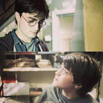 Harry Potter ϟ /´* | Social Profile