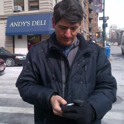Andy Riga, Montreal Social Profile