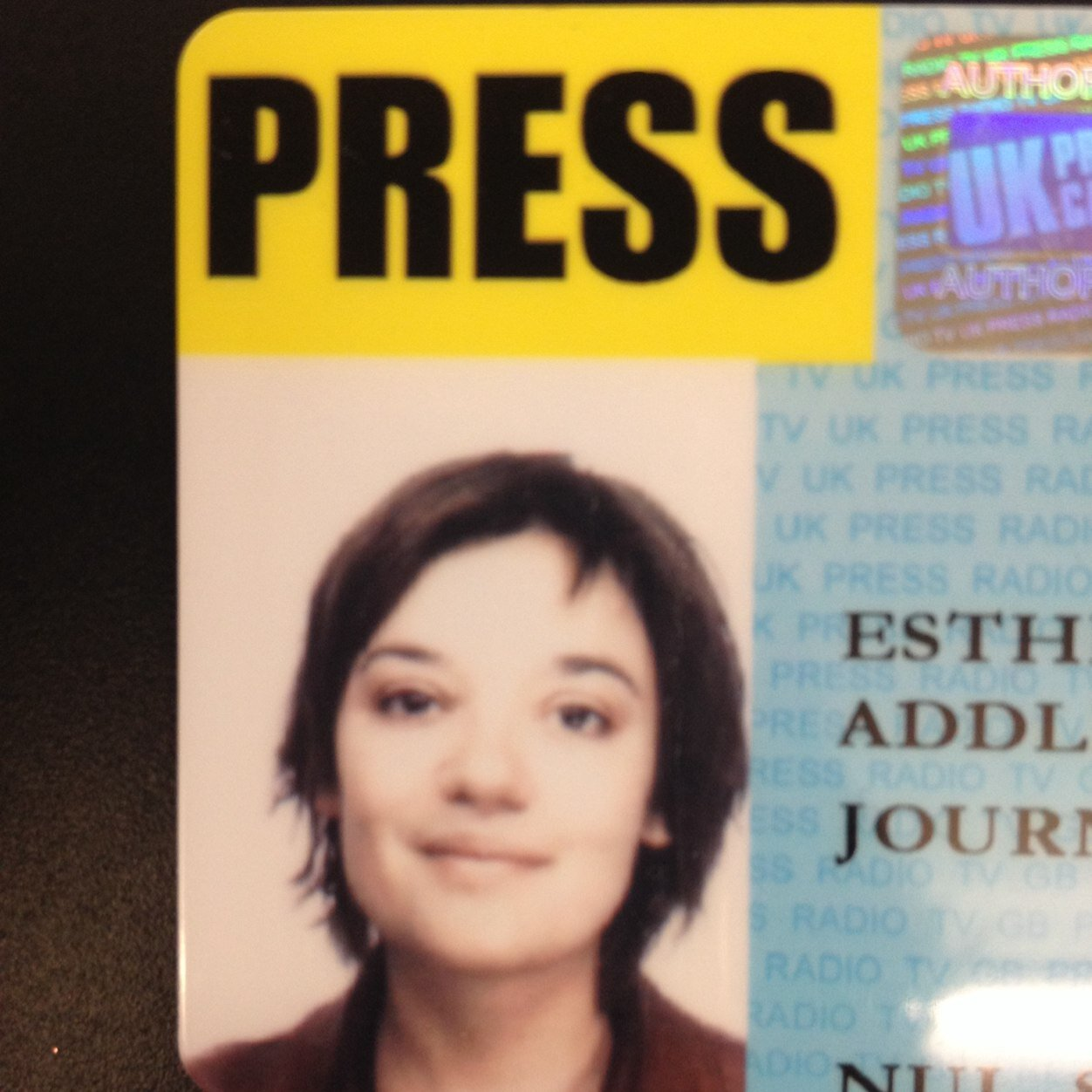 esther addley Social Profile