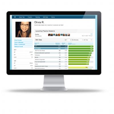 Grockit GMAT | Social Profile