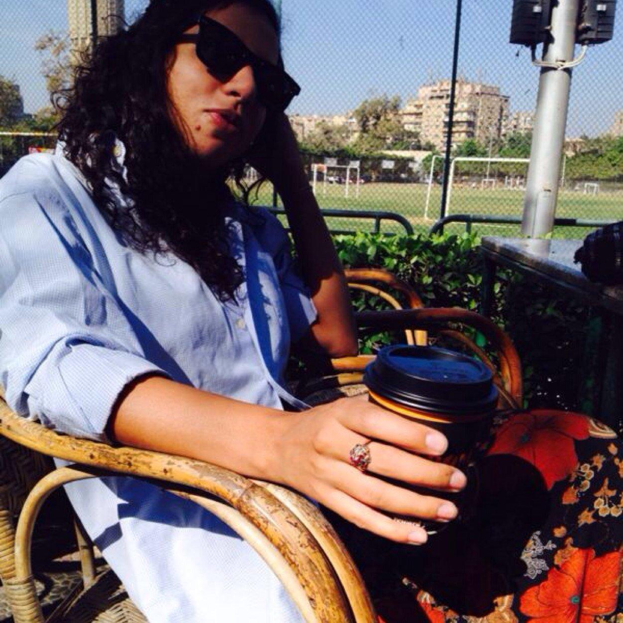 Heba El-Sherif Social Profile