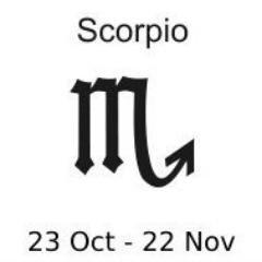 Scorpio Factz