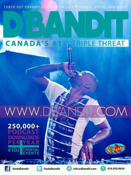 DBandit.com Events Social Profile