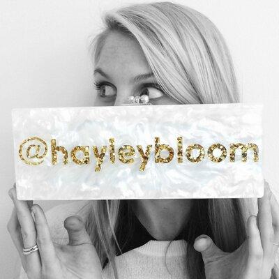 Hayley Bloom | Social Profile