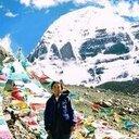 蔵西@チベット漫画・月と金のシャングリラ