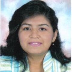 Pamela Barcia G. Social Profile