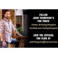 Josh Thompson Fans!!   Social Profile